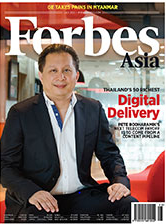 Forbes Asia July 2013 Richest Thais